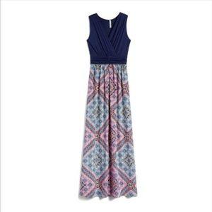 Gilli Shay 2fer Maxi Dress